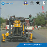 XYT-3B Remolque Tipo Core Drilling Rig