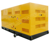 688kVA Ce/Soncap/CIQ 승인을%s 가진 Doosan 엔진 P222le-II를 가진 최고 침묵하는 디젤 엔진 발전기 세트