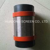 China Mehrschichtig-Verpackung Bildschirme/Doppelt-Schicht Rohr-Unterseiten-Bildschirm für Ölquelle-Bohrung und Wasser-Vertiefung
