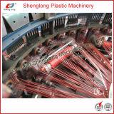 En-Mostrar la máquina de la bolsa de plástico para el bolso del color que teje (SL-SC-4/1100)