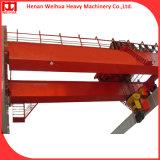 5 15 pont roulant de poutre de double de qualité de 20 tonnes à vendre