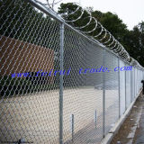 Link Chain Fence per Tennis Court/Basketabll Court Fr1