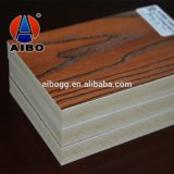 Folha de tampa plástica do assoalho do PVC da grão de madeira