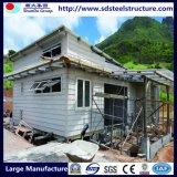 Programmi modulari Casa-Contemporanei verdi prefabbricati della casa della Casa-Costruzione prefabbricata