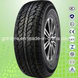 Neumático de la polimerización en cadena del neumático del vehículo de pasajeros de la fábrica de China nuevo y neumático del carro ligero (P235/75R15, P215/70R16, P225/70R16)