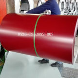 Dx51d Ral3011는 코일 PPGI에 있는 직류 전기를 통한 강철판을 Pre-Painted