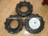 400-8 R1 패턴 PU 거품 바퀴