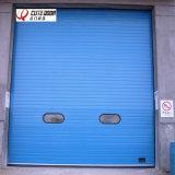 Автоматическая секционная надземная высокоскоростная дверь