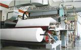 Papel de tejido del magnesio en el color blanco