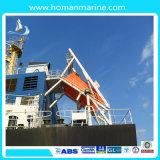 中国の自由な落下救命ボートの進水機器のダビット