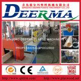 Extrudeuse creuse de panneau de mousse de PVC de feuille de toit de PVC de PVC de profil en plastique de la pipe WPC faisant la machine