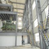 新しい鉄骨構造の倉庫または研修会の/Modularの家