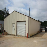 Edificio de almacenaje de la granja de la estructura de acero (KXD-SSB1255)