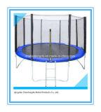 8FT im Freienkinder, die Trampoline mit Sicherheits-Gehäuse springen