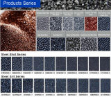 Stahl-Schnitt-Draht-Schuß der Qualitäts-startender Poliermittel-1.5mm