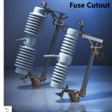 33kv 200A Fuse Link Polymer AC High Voltage Fuse Cutout