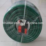 Tuyau d'arrosage en PVC et tuyaux en fibre de renfort