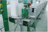 Linha da extrusão de cabo do gel do silicone (máquina da extrusora de Cable&Mire)