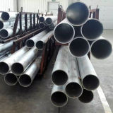 7005 T6 sacaron alrededor del tubo de aluminio