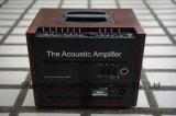 60W 4ohm Akustikgitarre-Verstärker mit Mahagoniholz (T-60N)