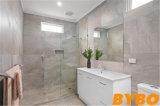Классическая белая высокая лоснистая мебель Vantity ванны (BY-B-15)