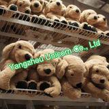 Hoofdkussen van de Baby van de Jonge geitjes van de Hond van het Stuk speelgoed van de Pluche van Ce het Zachte Gevulde Dierlijke