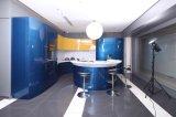 Cozinha 2015 nova da laca do projeto moderno de Welbom