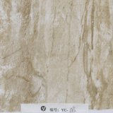 Пленка сублимации камня 3D травертина желтого цвета ширины Yingcai 1m