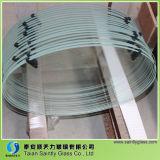 vidrio Tempered redondo de 3.2mm-8m m para la iluminación