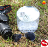 Lanterna solar do diodo emissor de luz do projeto novo mini/luz solar