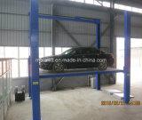 De Garage die van de auto de PostLift van Auto parkeren Vier (SJD)
