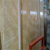 贅沢な大広間の内壁デザイン蜂蜜のオニックス大理石の価格