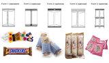 Cer-horizontale Fluss-Verpackungs-Maschine für Seifen-Zahnbürste