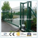 Porta deslizante do engranzamento do fabricante do metal do aço inoxidável
