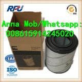 filtro de aire 6I-2501 para la oruga Fleetguard (6I-2501, AF25125M)