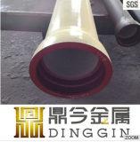Дуктильный тип K9 трубы утюга