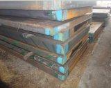 Плита сплава горячей прессформы работы стальная стальная (SKD12, A8, 1.2631)