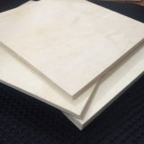 Madera de la madera contrachapada de la base del álamo para el uso del embalaje de la paleta (30X1220X2440m m)