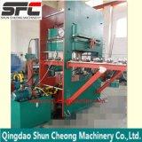 Feld-Platten-vulkanisierendruckerei, Gummivulkanisierendruckerei, hydraulische Druckerei