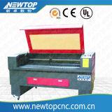 China-Lieferanten-Laser-Gravierfräsmaschine für Glas