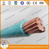 Câble isolé de Thhn