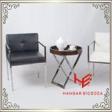 Cadeira moderna do escritório da cadeira do hotel da cadeira da cadeira da barra da cadeira do banquete da cadeira do restaurante (RS161906) que janta a mobília do aço inoxidável da cadeira da HOME da cadeira do casamento da cadeira