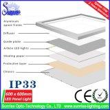 Luz del panel cuadrada brillante estupenda de techo de 600X1200m m 72W LED