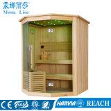 la gente moderna di stile 2-3 di 1600*1600*2000mm asciuga il Governo di sauna (M-6040)