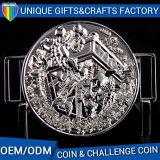 Moneta 2016 del ricordo del metallo di produzione del Manufactory