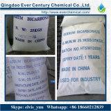 Bicarbonato de sodio del aditivo alimenticio del precio de fábrica como levadura del agente