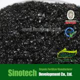 Fertilizante do grânulo 70% de Humate do sódio da fonte de Leonardite