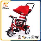 La conduite sur 3 tricycles d'une année de bébé de jouets de vélo de roue vendent en gros