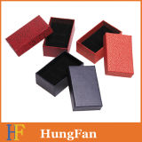 Cadre de empaquetage de bijou de papier de fantaisie de petite taille/cadre de papier/boîte-cadeau de papier