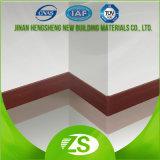 Plinthe métallique pour plinthe de bordure de mur / plafond